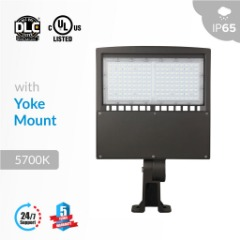 LED Pole Lights For Industrial and Commercial Purpose