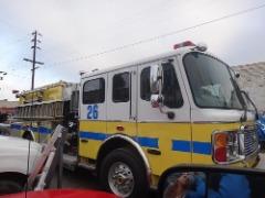 2011 AMERICAN LAFRANCE EAGLE FIRE TRUCK