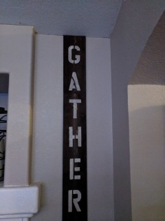 Custom made Wood signs for home or garden