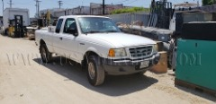 2001 FORD RANGER 4X4 PICK UP TRUCK