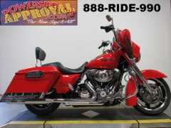 2011 Harley Street Glide for sale in Michigan U4229