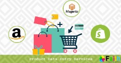 Professional eCommerce Product Data Entry Services in India