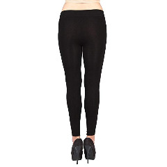 Fall Savings!   Save up to 70% Soft Basic Black Leggings Size M at Amazon