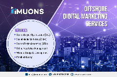 Creative Digital Marketing Services by iMUONS