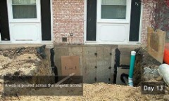 Contractors for Basement Foundation in Cook County