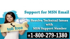 Resolve MSN Technical issues with MSN Support Number +1-800-279-1380