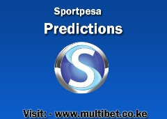 Sportpesa Predictions