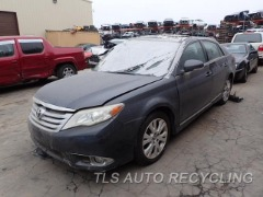 Used Parts for Toyota AVALON - 2011 - 901.TO1O11 - Stock# 7532PR