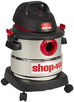 Water Extraction Vacuum Giveaway - Stainless Steel Wet Dry Vacuum