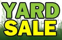 HUGH COMMUNITY YARD SALE