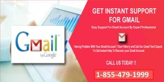 Resolve all worries with our effective Gmail Help service 1-855-479-1999