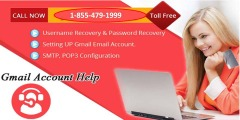 For Gmail Help, get connected with the industry experts 1-855-479-1999