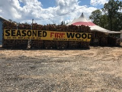 SEASONED FIREWOOD FOR SALE