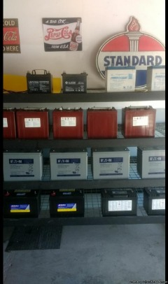 New & used car & truck marine/ RV Battery's/Solar  with a warranty