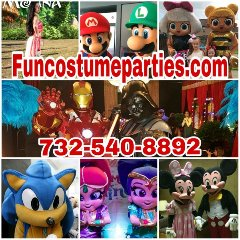 Fun children's party entertainment