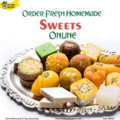 Order Fresh Homemade Sweets Online Irving,Texas - MyHomeGrocers