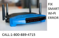 Dial  1-800-889-4715 To Fix Linksys Smart Wi-Fi Error