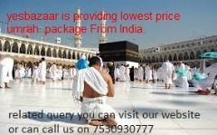 Umrah Package From Delhi
