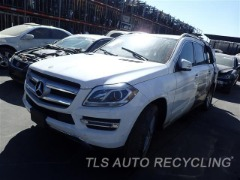 Used Parts for Mercedes-Benz GL450 - 2014 - 901.MB1914 - Stock# 8534BL