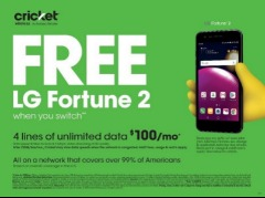 FREE SMARTPHONE TODAY @ CRICKET WIRELESS SOUTHFIELD WHEN U SWITCH YOUR CELL PHONE SERVICE!!!!