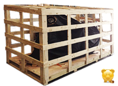 Custom Wooden Boxes in Miami   Crating Express