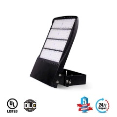 LED Flood Light for parking lots, gas stations, warehouses, shops, high bays