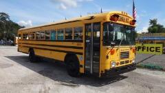 '99 Bluebird Front Engine Handicap School Bus- ONLY $9,500!!