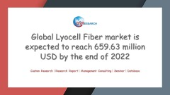 Global Lyocell Fiber market is expected to reach 659.63 million USD by the end of 2022