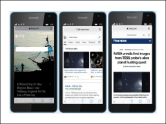 Bing announced the release AMP viewer for news stories in mobile search.