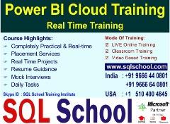 ETL and Data Modelling Online Training @ SQL School