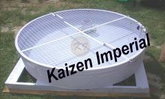 Open Pan Evaporimeter India