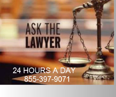 24/7 LEGAL HELP HOTLINE 855-397-9071