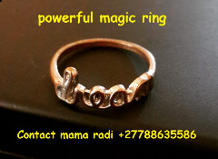 Super Magic Ring for miracles and Luck +27788635586