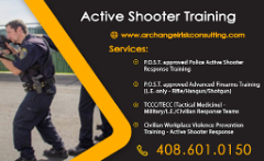 Active shooter response training | archangelriskconsulting