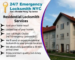 locksmith in Brooklyn | 24 Hour Locksmith Brooklyn