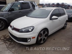 Used Parts for Volkswagen GOLF GTI - 2012 - 901.VW1G12 - Stock# 8043OR
