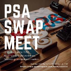 PSA Swapmeet/ Yardsale