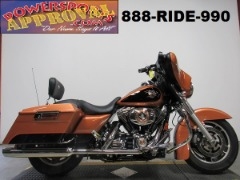 2008 Harley Street Glide Anniversary Edition for sale in Michigan U4218