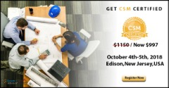 Are you looking for CSM certification?