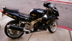 1994 Kawasaki ZX7R With 900 CC Engine