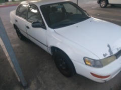 1993 Toyota Corolla (good condition)