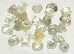 Natural Rough Diamonds - GIA certified