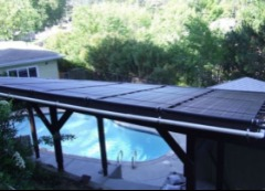 The Pool Professionals' Preferred Solar Pool Heating System- Eco solar Pools