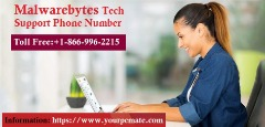 Get instant technical help and support 24*7 by our Malwarebytes Support service +1-866-996-2215