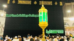 Get I Link Tours Special Holiday Umrah Packages