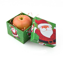 Get Custom Christmas Apple Boxes