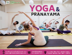 Yoga & Pranayama Training Centre in Delhi