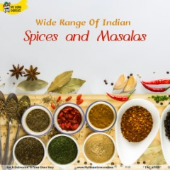 Indian Spices and Masala Online Irving,Texas - MyHomeGrocers