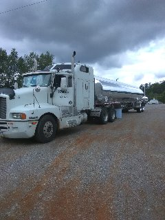 93 Kenworth T600