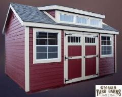 Create Your Own Custom Building With Georgia Yard Barns
